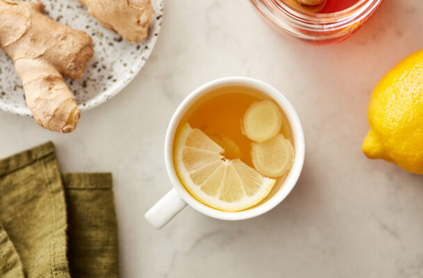 5 Warming Ginger Drinks That Help You Fight Inflammation