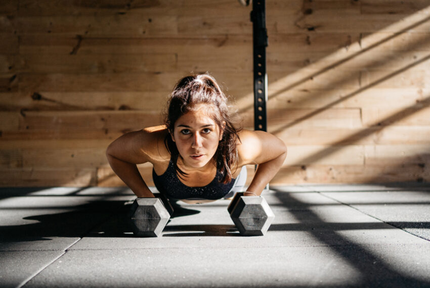 The 5 Most Challenging Weighted Push-Ups for Your Next-Level Workout