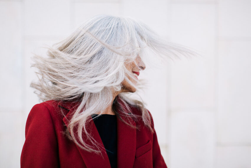 These Are the Products To Help You Embrace the Beauty of Your Gray Hair