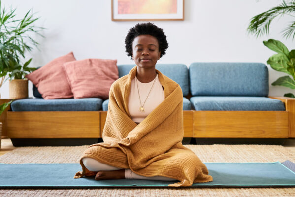 'I'm a Meditation Teacher, and This Is How I Use 5 Minutes To Let Go of Something Each Day'