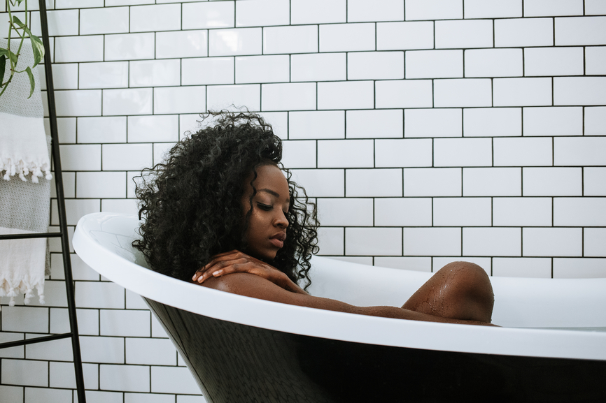 Thumbnail for 7 Soothing Bath Products To Help You Luxuriate in the Tub