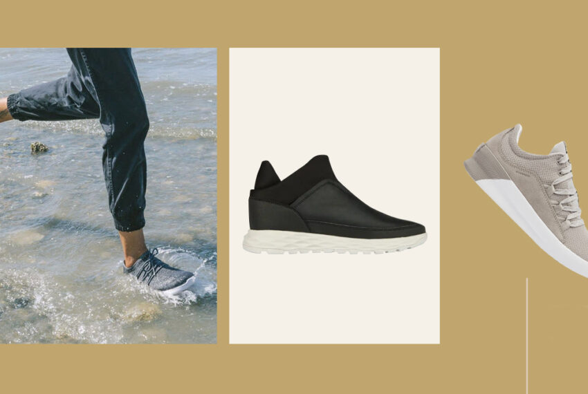 Ditch Your Clunky Rain Boots for These 6 Waterproof Sneakers