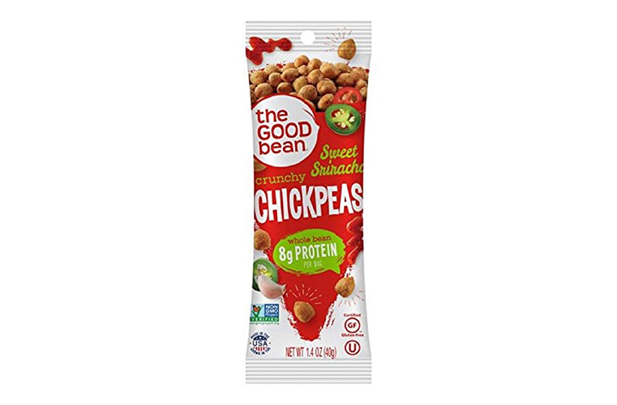 the bean snacks
