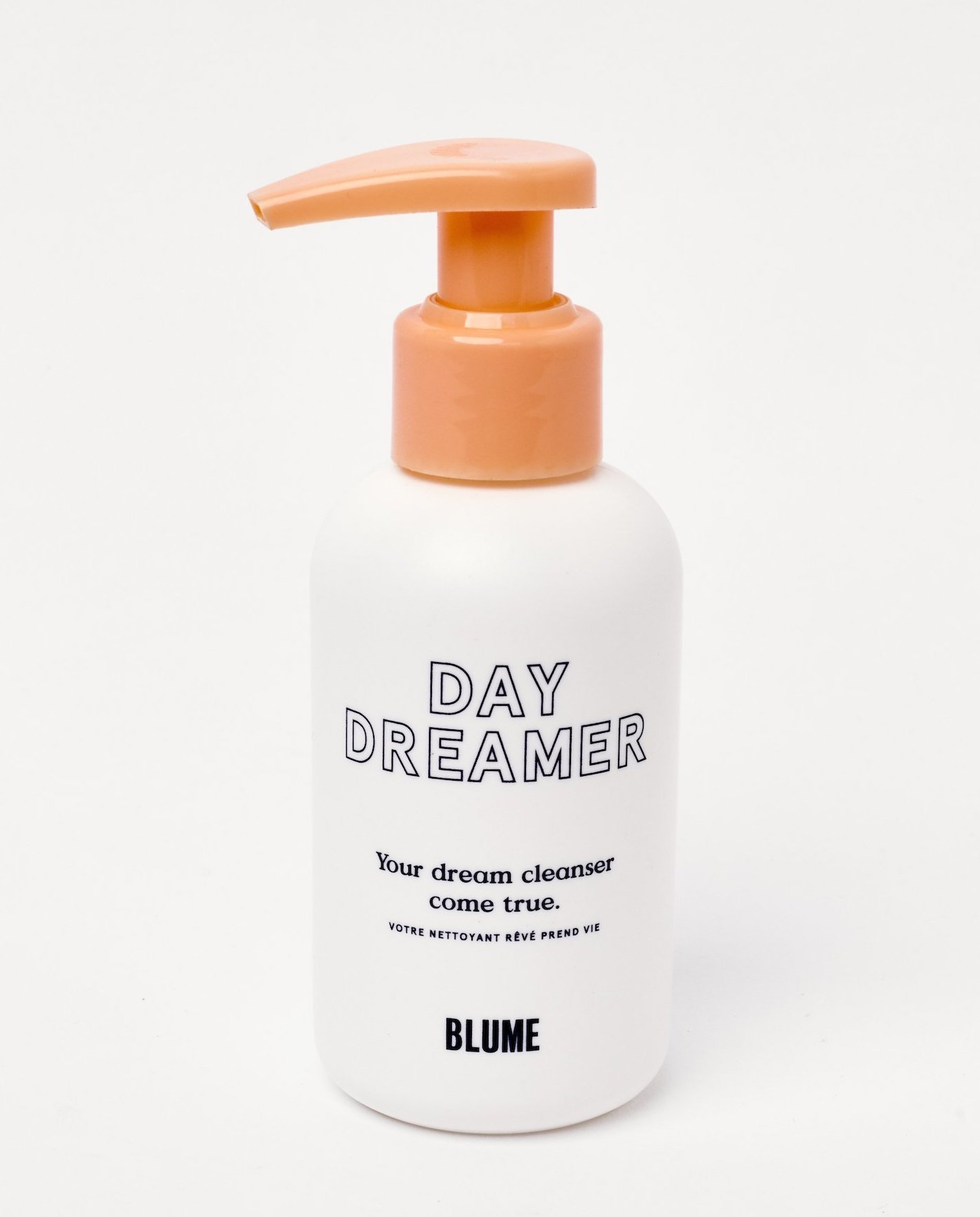 Blume face cleanser