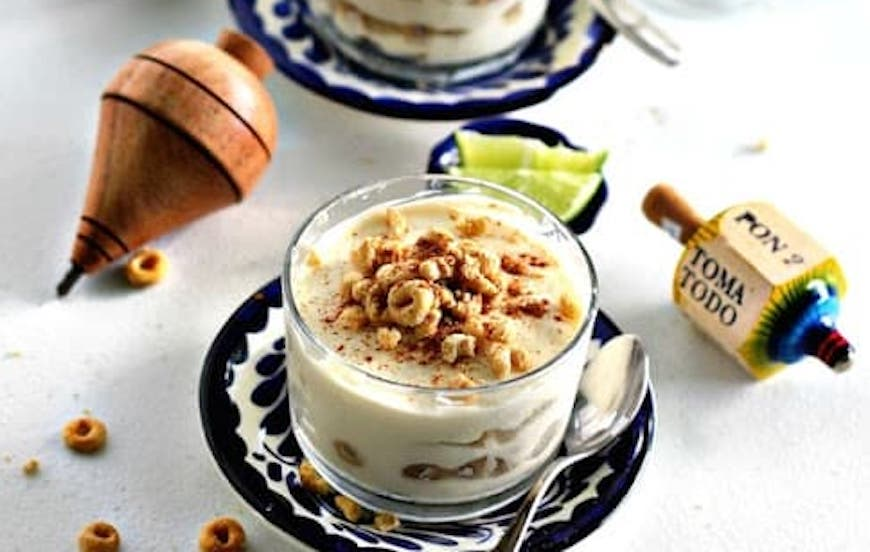 low-sugar mexican desserts