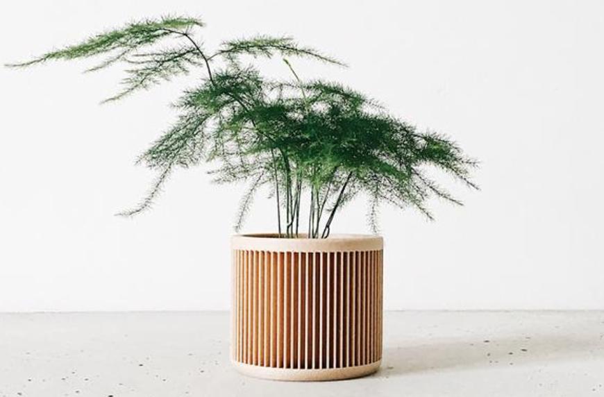 Minimum Design Indoor Planter