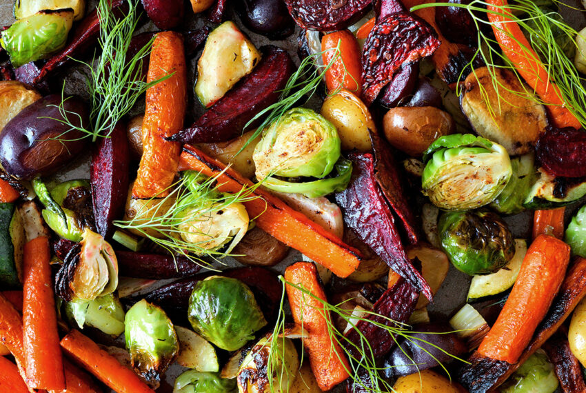 5 Tips To Transform Soggy, Day-Old Roasted Vegetables Into Something Legitimately Delicious