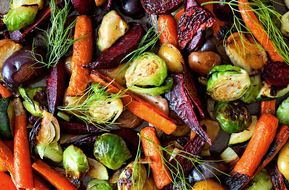 Thumbnail for 5 Tips To Transform Soggy, Day-Old Roasted Vegetables Into Something Legitimately Delicious