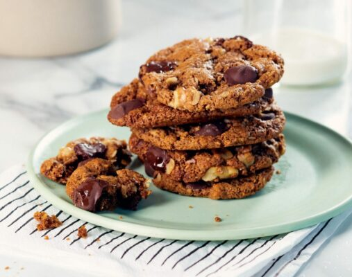 'I'm a Healthy Cookbook Author and These Are the Gluten-Free Chocolate Chip Cookies I Eat Almost Every Night'