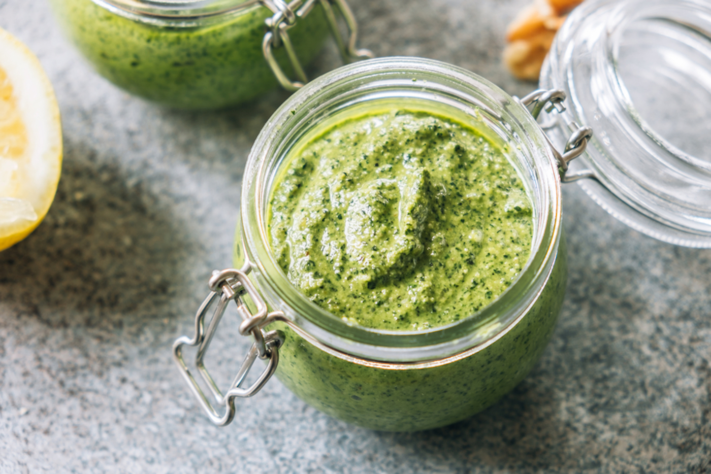 Thumbnail for This 5-Minute Pesto Recipe Is So Delicious You May Never Buy Ready-Made Sauce Again