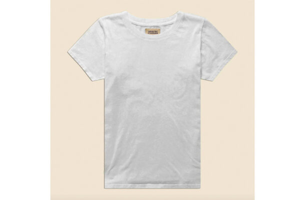 best white t-shirt