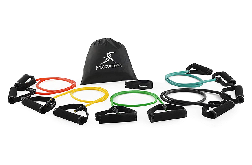 resistance band types