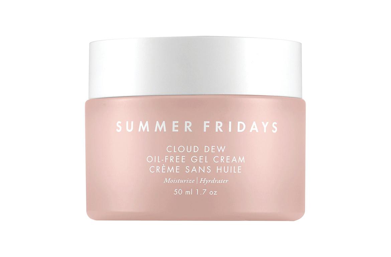 Summer Fridays Cloud Dew Oil-Free Gel Cream Moisturizer, gel-cream moisturizers