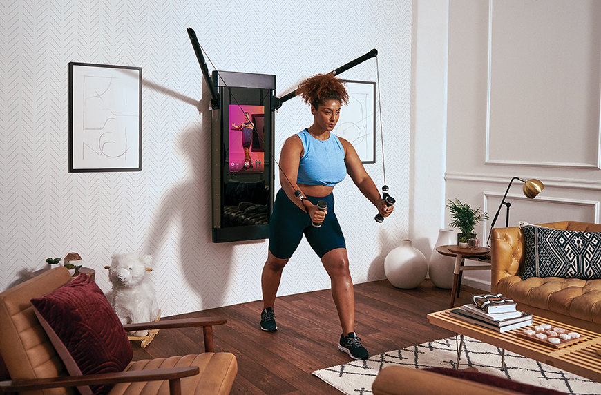 This Versatile At-Home Fitness Machine Is the Only One You Need To Buy in 2021
