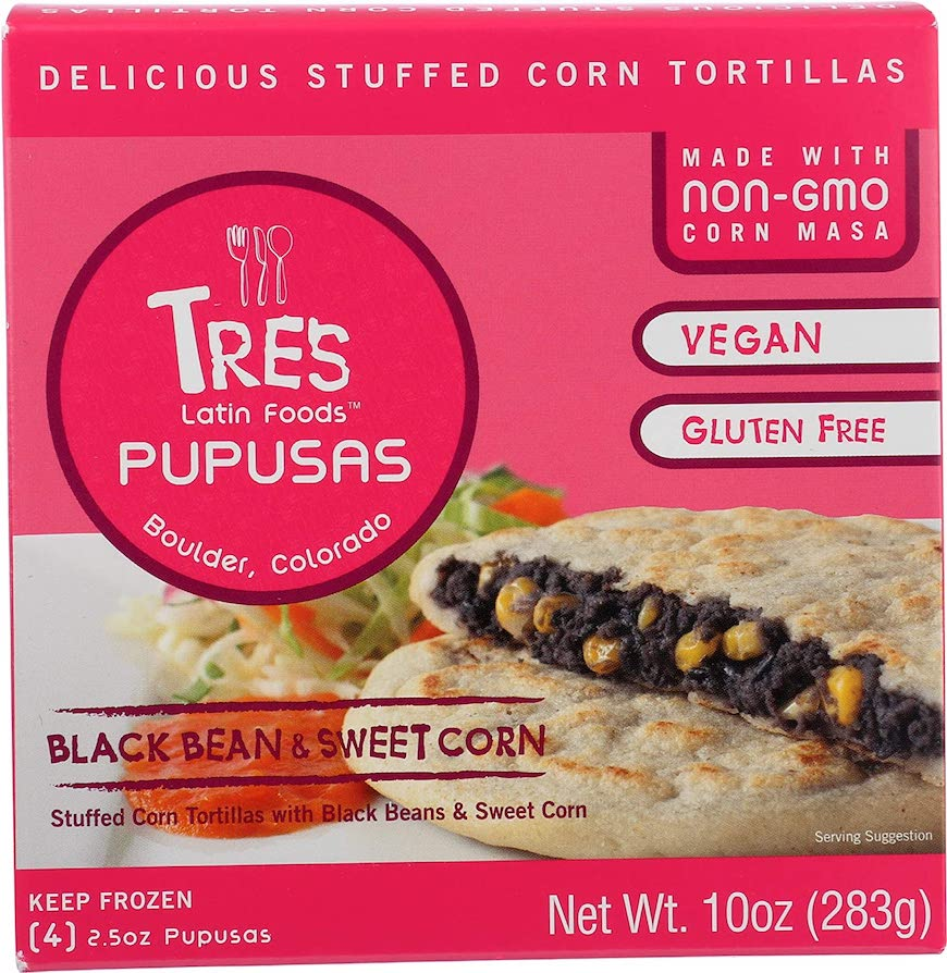 Tres Latin Foods microwaveable meal