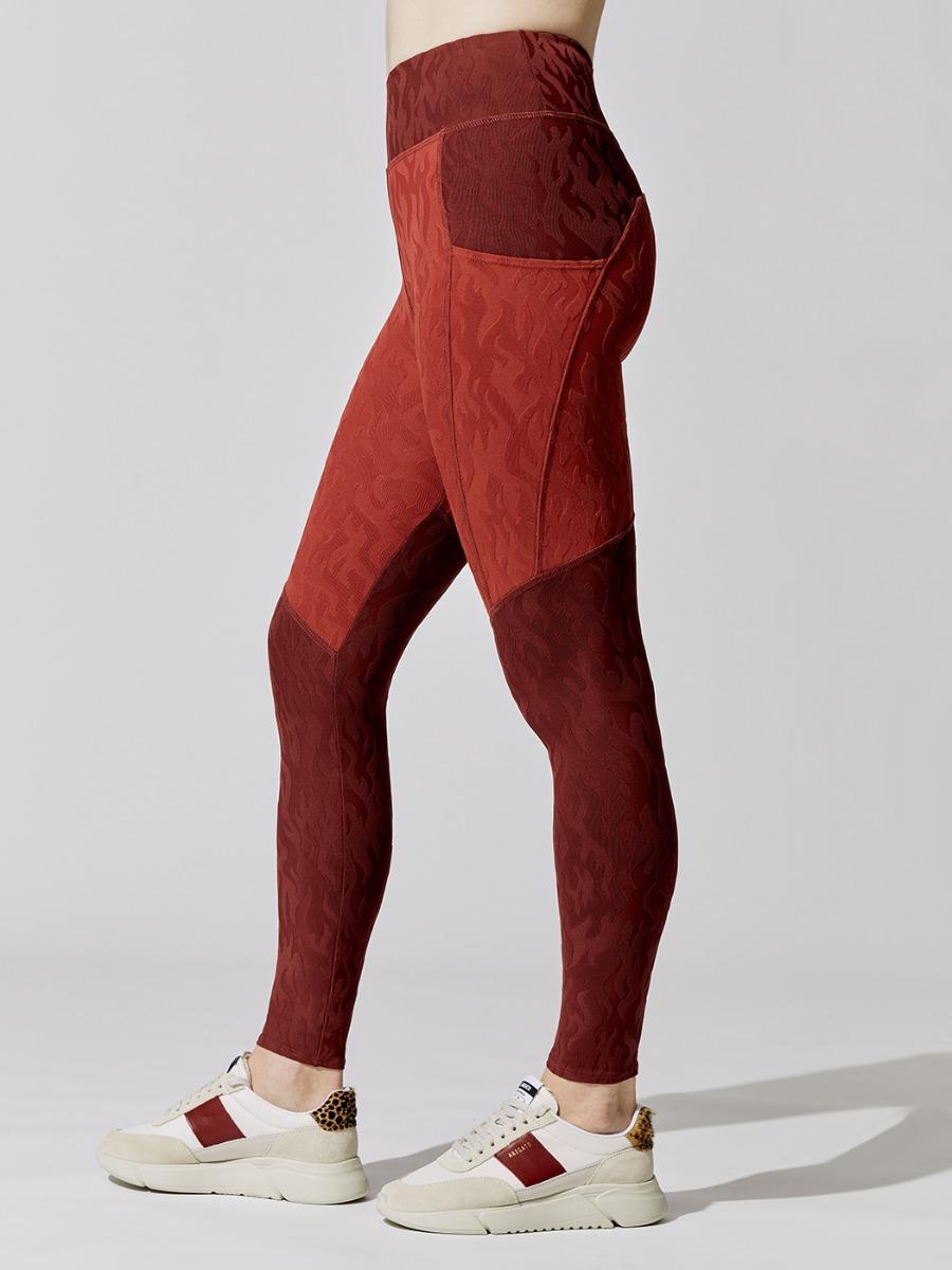 Twenty Montreal compression leggings