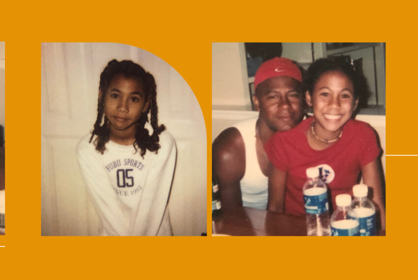 How Hair Care Became a Father-Daughter Ritual that Helped Affirm My Identity