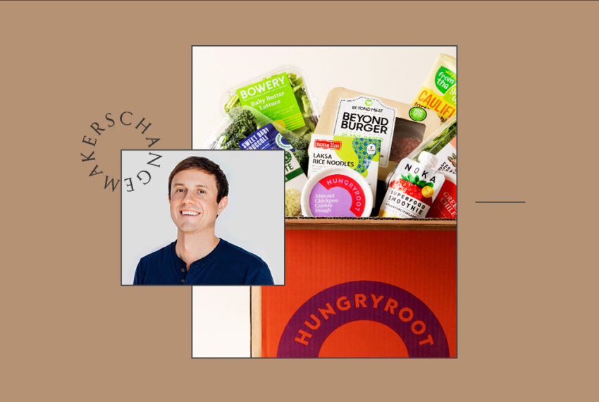 Ben McKean, Founder of Hungryroot, Hopes To Change the Way We Grocery Shop—For Good