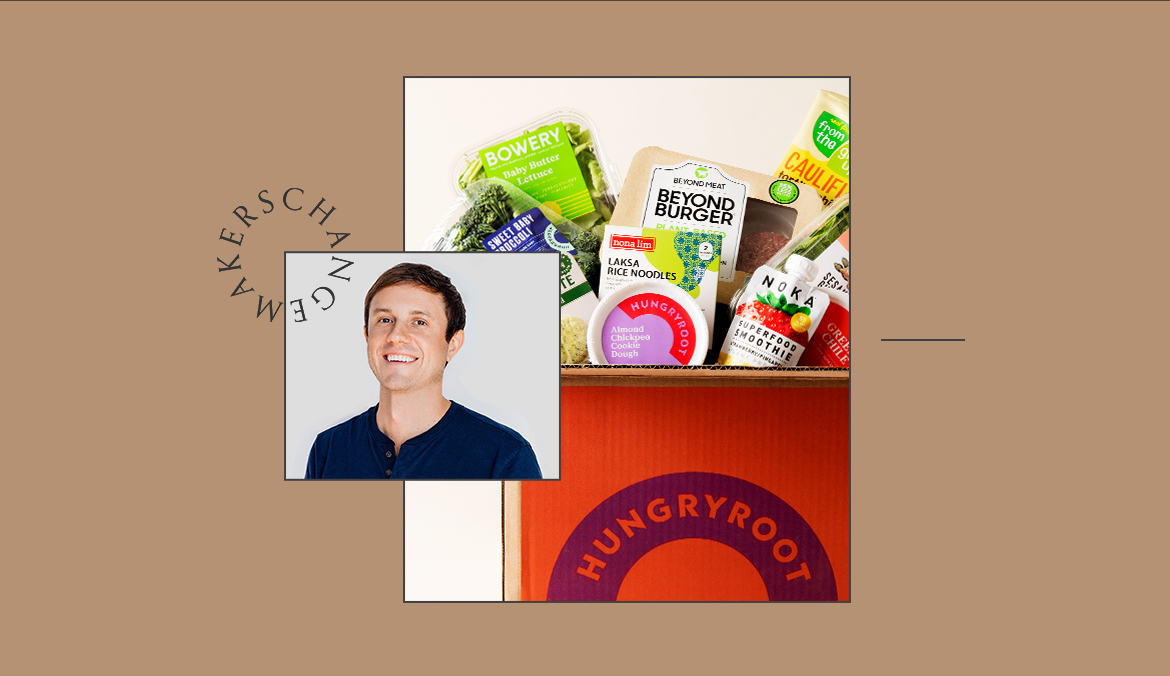 Thumbnail for Ben McKean, Founder of Hungryroot, Hopes To Change the Way We Grocery Shop—For Good