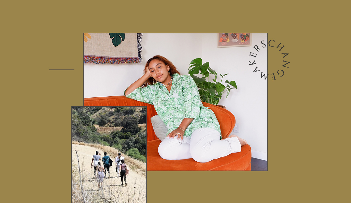 Thumbnail for Evelynn Escobar Wants To Help the BIPOC Community Reclaim Outdoor Spaces