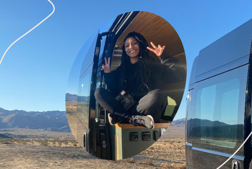 My Van Life Road Trip Helped Me Choose the Life I Want—Here Are 4 Lessons I Learned