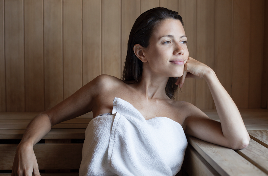Thumbnail for The Best At-Home Infrared Saunas for Every Space and Budget