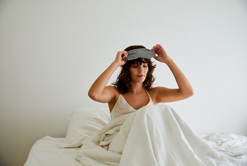 5 Weighted Eye Masks To Help You Fall Asleep Fast