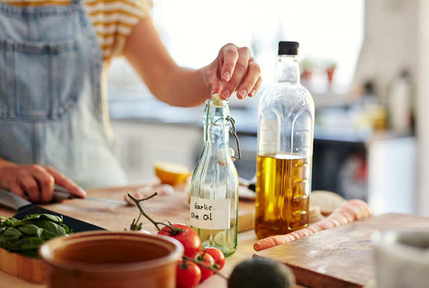7 Infused Olive Oil Recipes That Make Everything Taste So Much Better