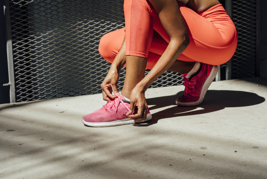 All I Want To Wear Are Pink Sneakers—These 8 Candy-Colored Pairs Will Lift Your Spirits