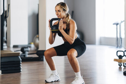 Why You Should Add Weighted Front Squats to Your Regular Workout Routine
