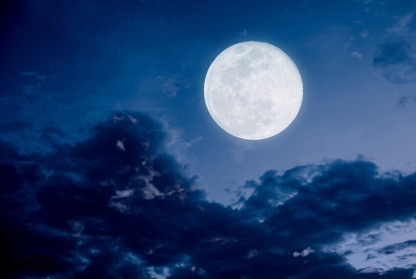 How the Full Moon Can Affect Your Nighttime Dreams, According to an Astrologer