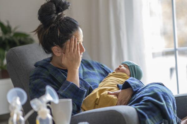 6 Community Care Strategies To Help New Parents In Your Life Catch a Break (or at Least a Nap)