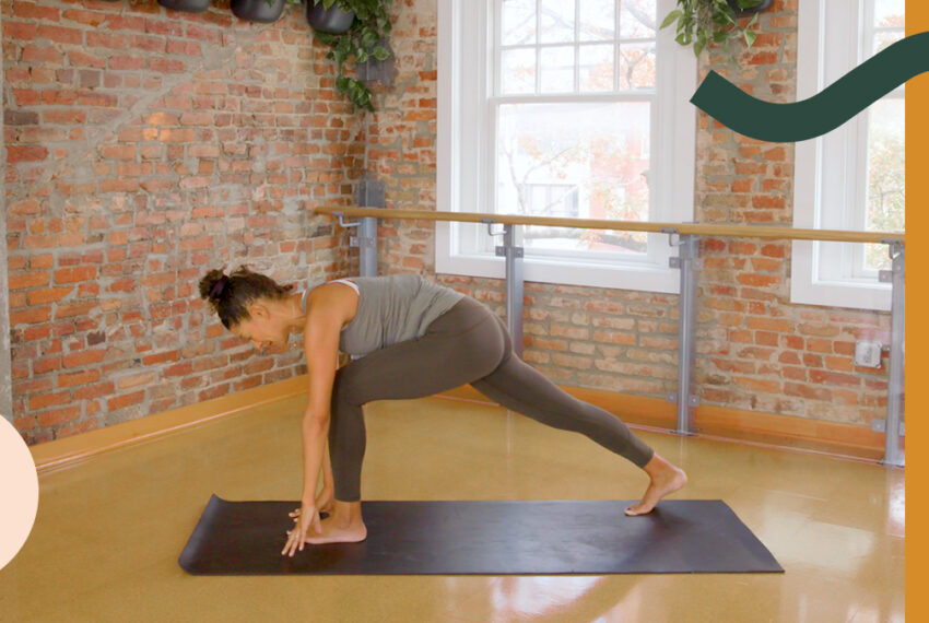 This Low-Impact Cardio Barre Workout Burns Out Your Arms and Abs in Less Than 30 Minutes