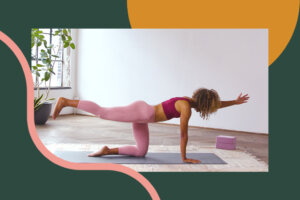 This 20-Minute Yoga Flow Will Help You Find Balance (Literally)
