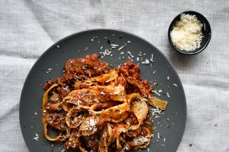 This 'Bountiful' Vegan Bolognese Sauce Recipe Is Almost Better Than The Real Thing