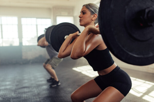 Front Squats Versus Back Squats: What's the Better Move for You?