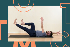 Try This 16-Minute Pilates Core Workout To Ease Neck and Shoulder Tension and Improve Your Posture