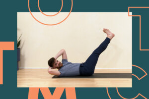 Wring Out All of Your Mid-Back Tension with This 12-Minute Deep Core Pilates Workout
