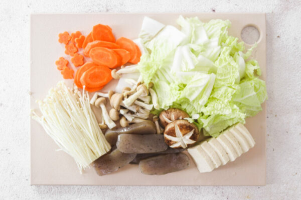 This Vegetarian Japanese Hot Pot Recipe Is Guaranteed To Warm You Right Up