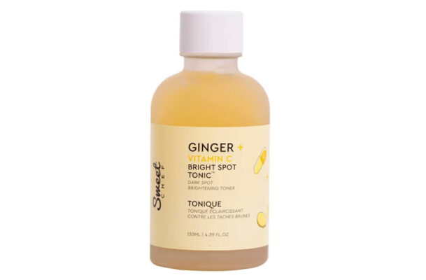 ginger skin care