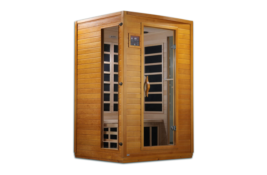 at-home infrared saunas