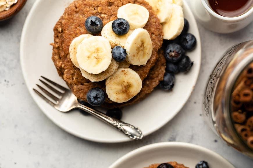 ripe banana recipes pancakes