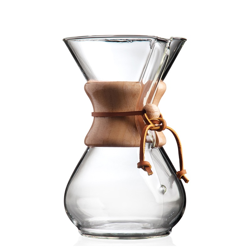 chemex classic 6-cup affordable coffee maker