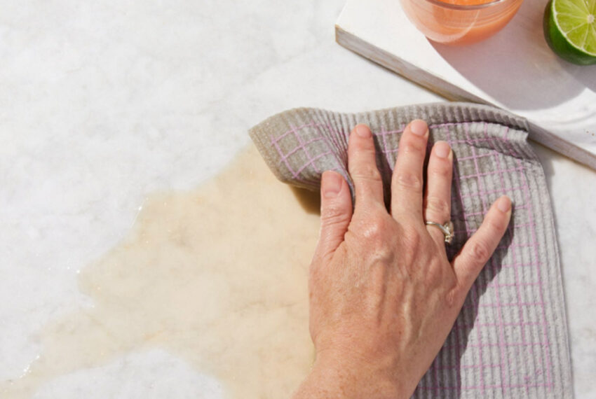 Sponge Cloths Are the Swedish Dish-Towel-Sponge Hybrids You Didn't Realize You Needed