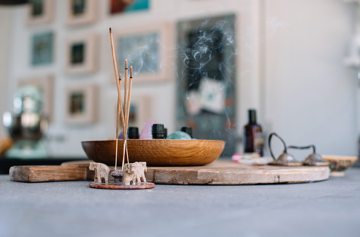 Thumbnail for Turn Your Home Into a Zen Den With These 7 Incense Sticks