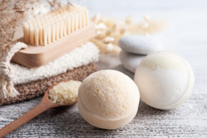 4 CBD Bath Bombs That Will Turn Your Tub Into a Spa for Your Muscles