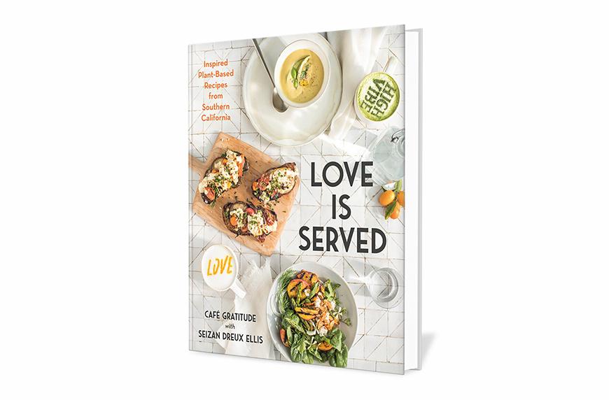 love is served cookbook