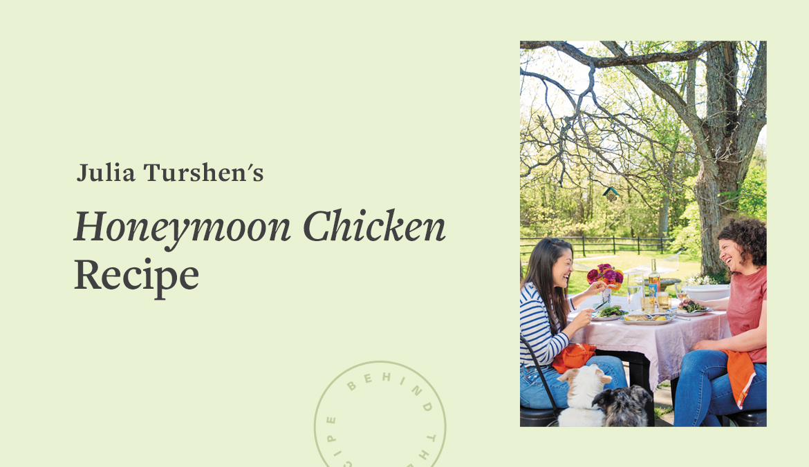Thumbnail for This 'Honeymoon Chicken' Recipe Is Made With Corn Tortillas, Spices, and a Whole Lot of Love