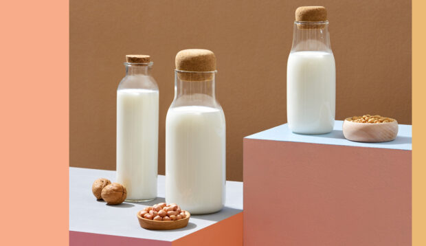 This Machine Turns Your Favorite Nuts and Grains Into Alt-Milks at Home