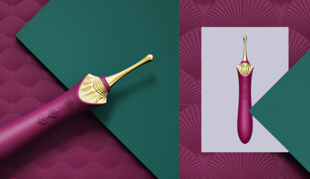 This Regal-Looking Sex Toy Wears the Crown for Providing Multifaceted Pleasure